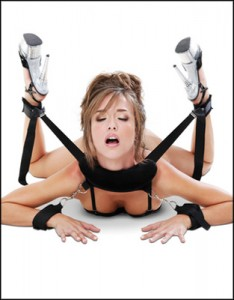 BSDM Restraints Bondage ankle and writs restraints