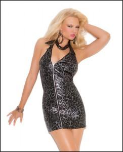 New Women;s Sexy lingerie mini dresses