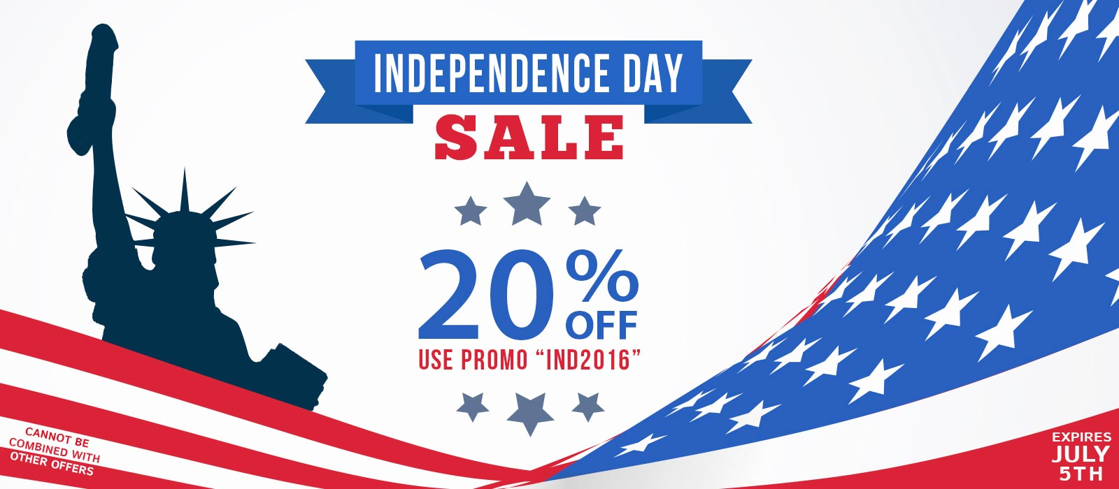 Bondage Fetish Independence day sale