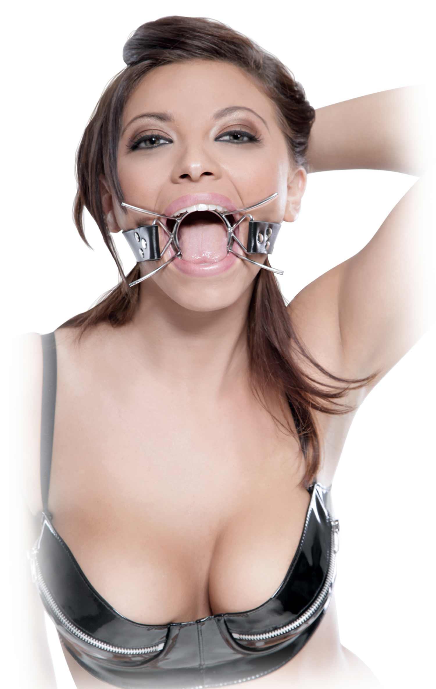 Распорка в рот чтобы не закрывался 3 фотография