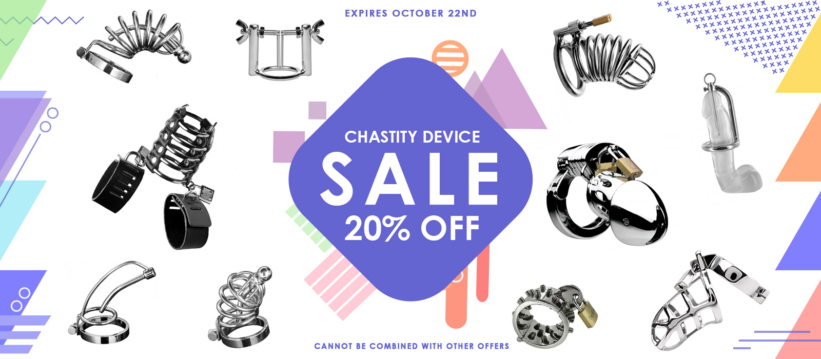 Chastity Device Sale 2% off
