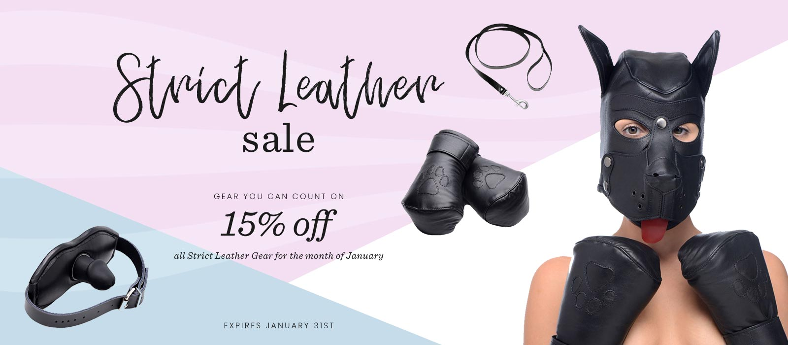 Strict Leather Sale