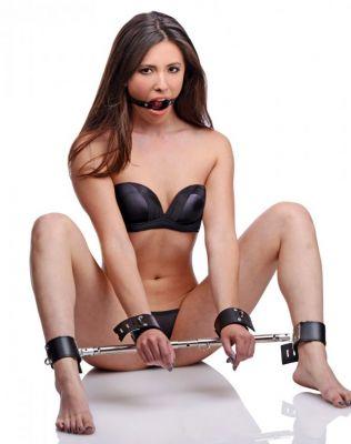 Penis gag bondage hot extreme anal